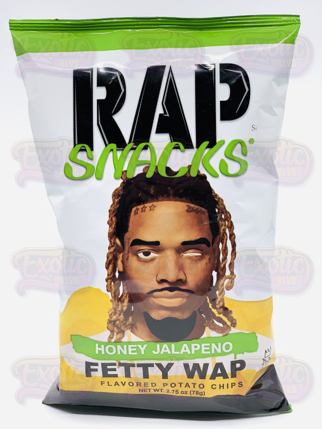 Rap Snacks Fetty Wap