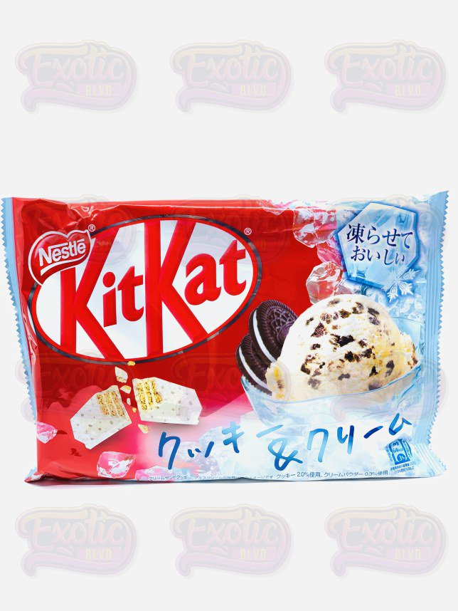 Kit Kat Cookies N Cream