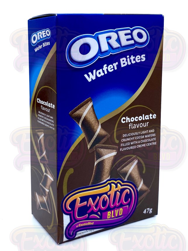Oreo Wafer Bites Chocolate