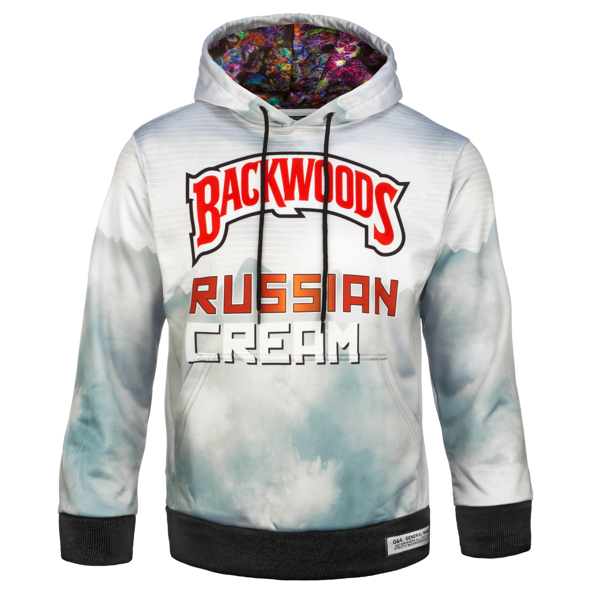Russian Cream Backwoods Hoodie