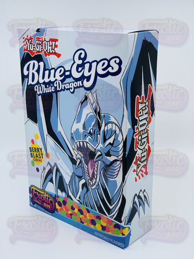 Yu-Gi-Oh! Blue Eyes White Dragon Cereal