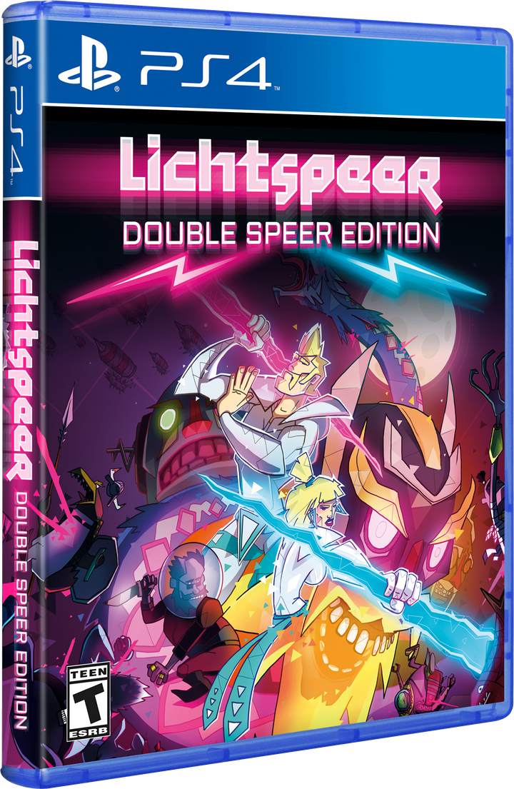Lichtspeer: Double Speer Edition
