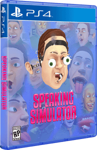 Speaking Simulator: Variant Cover