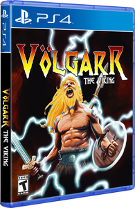 Volgarr the Viking: Variant Cover