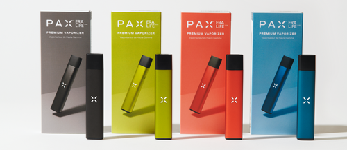 PAX Labs™ Introduces New Era Life™ Compact Cannabis Vaporizer