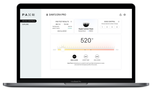 PAX LABS LAUNCHES NEW CONNECTED APP FOR DESKTOP