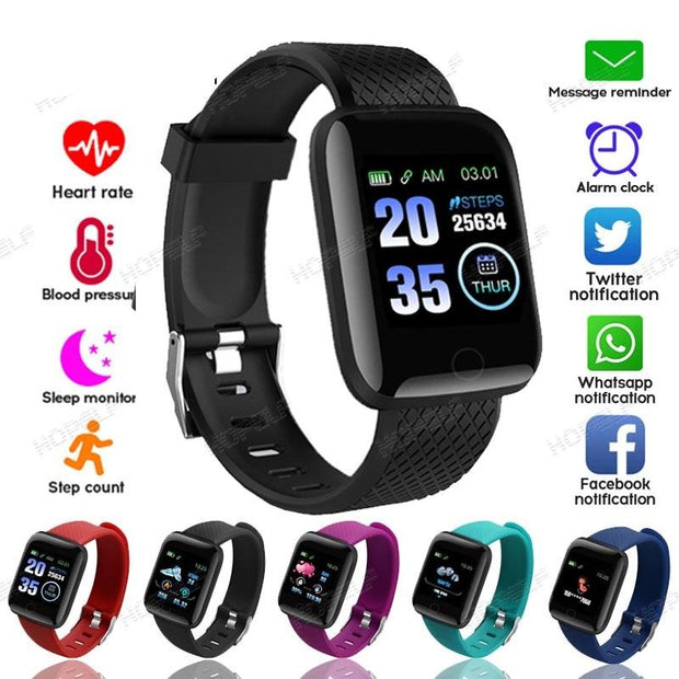 Android Bluetooth Smart Watch - GIGI & POPO