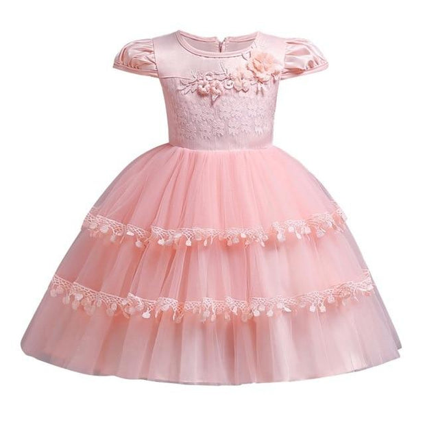 Baby Ball gown or wedding Dress for Girls - GIGI & POPO