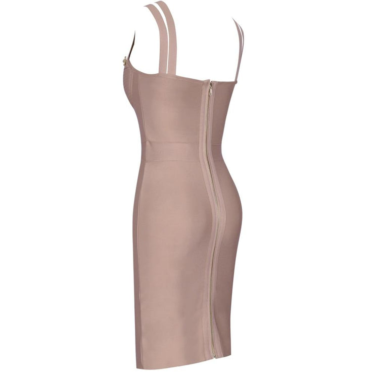 Deer Lady Bandage Dress - GIGI & POPO