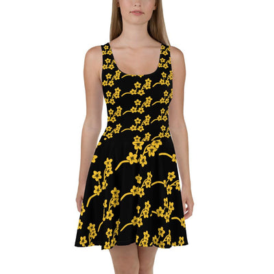Floral Summer evening Dress - GIGI & POPO