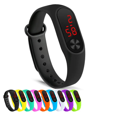 Led Sports Fashion Electronic Watch - GIGI & POPO