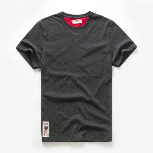 men causal o-neck basic tshirt - GIGI & POPO