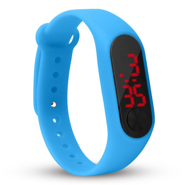 Led Sports Fashion Electronic Watch