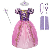 Rapunzel Dress Up Party Costumes for Girls - GIGI & POPO