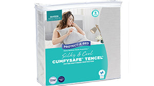 Protect A Bed Cumfysafe Tencel Mattress Protector