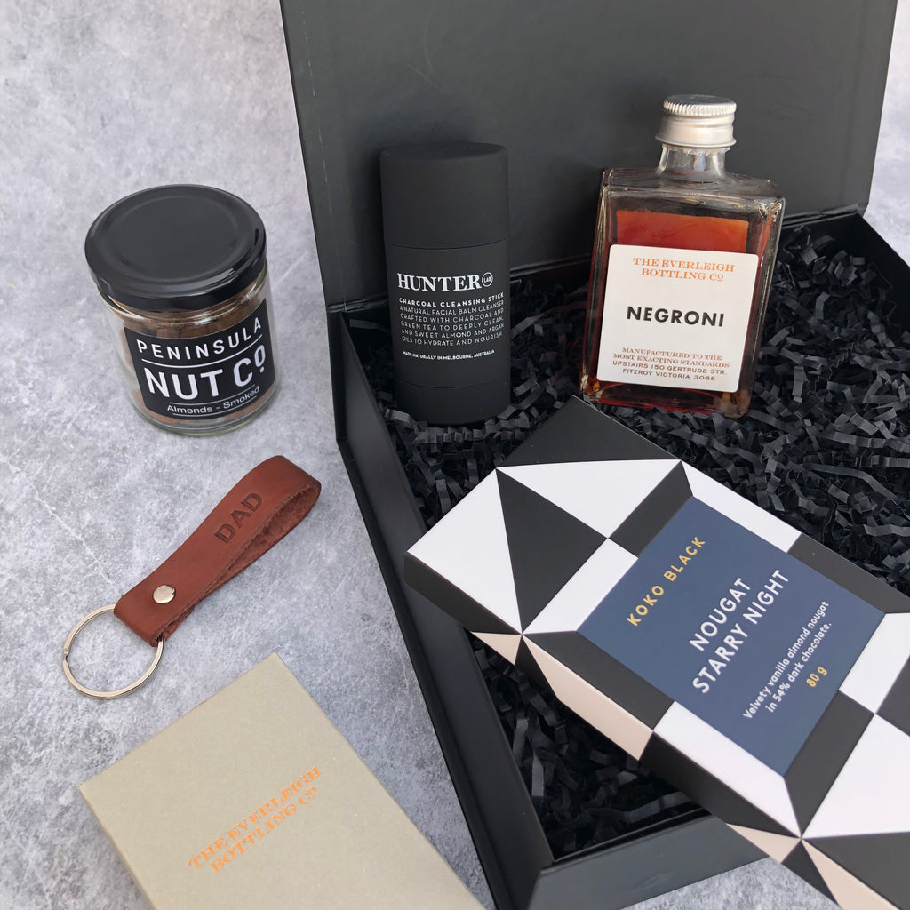 Gift Hampers for Men, Gift Hampers for Him, Corporate Hampers, Corporate Gift Hampers, Valentines Day Gift Hampers - Mr Negroni