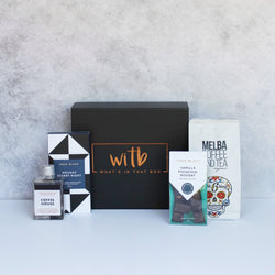 Gift Hampers for Her, Gift Hampers for Women, Gift Hampers for Men, Gift Hampers for Him, Corporate Hampers, Corporate Gift Hampers, Christmas Gift Hampers, Christmas Hampers Melbourne - Espresso Nut