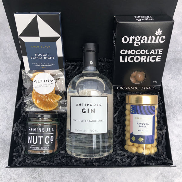 Gift Hampers for Her, Gift Hampers for Women, Gift Hampers for Men, Gift Hampers for Him, Corporate Hampers, Corporate Gift Hampers, Christmas Gift Hampers, Christmas Hampers Melbourne - Gin Festivity