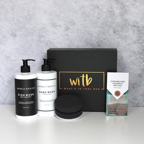 Gift Hampers for Her, Gift Hampers for Women, Gift Hampers for Men, Gift Hampers for Him, Corporate Hampers, Corporate Gift Hampers - Kitchen Basics