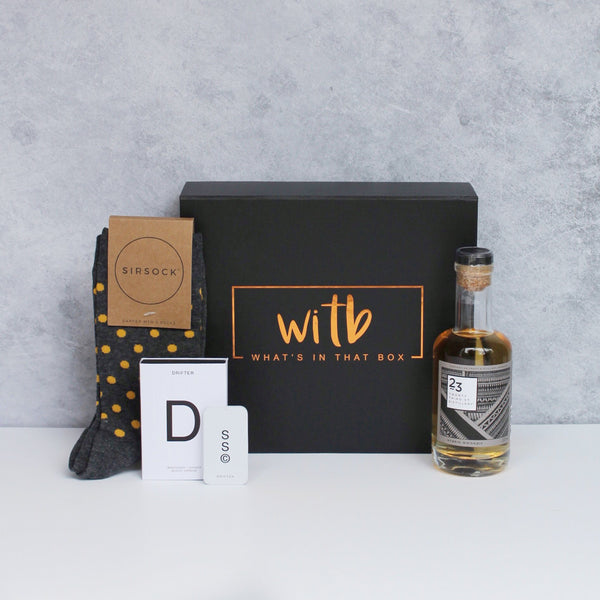 Gift Hampers for Men, Gift Hampers for Him, Corporate Gifts for Men, Corporate Gift Hampers, Corporate Hampers - Mr. Bond