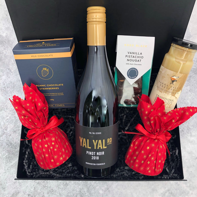 Gift Hampers for Her, Gift Hampers for Women, Gift Hampers for Men, Gift Hampers for Him, Corporate Hampers, Corporate Gift Hampers, Christmas Gift Hampers, Christmas Hampers Melbourne - Pudding Delight