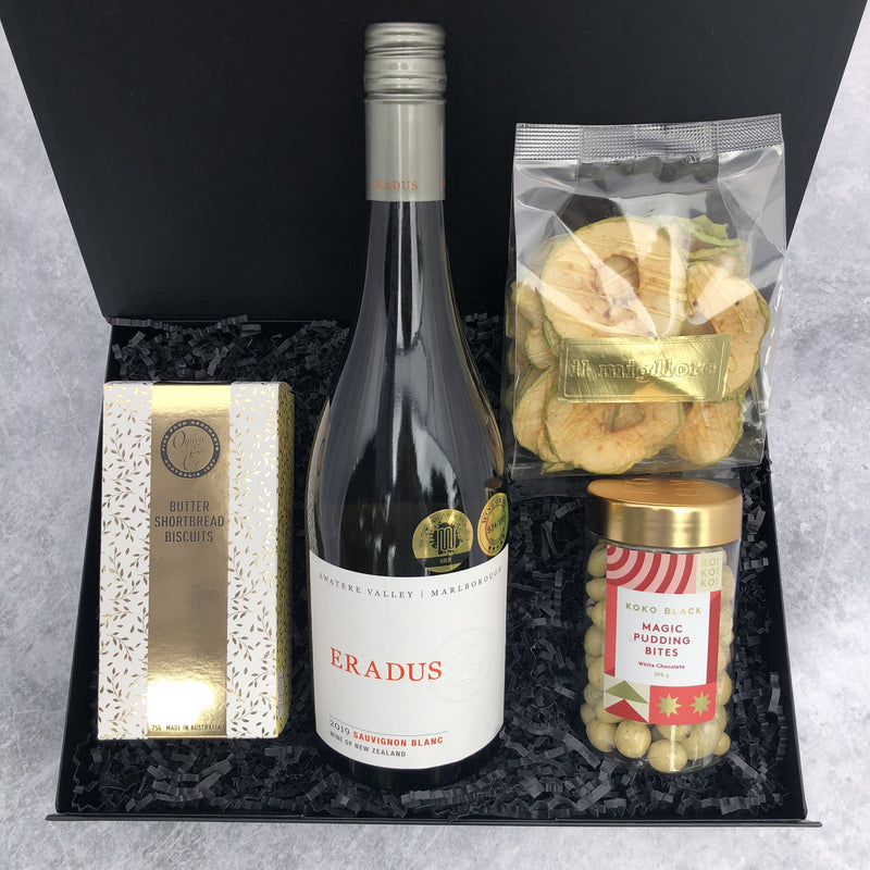 Gift Hampers for Her, Gift Hampers for Women, Gift Hampers for Men, Gift Hampers for Him, Corporate Hampers, Corporate Gift Hampers, Christmas Gift Hampers, Christmas Hampers Melbourne - White Christmas