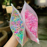 Girls Colorful Small Disposable Rubber Bands Gum For Ponytail Holder Elastic Hair Bands Fashion Hair Accessories - Maverick Mall