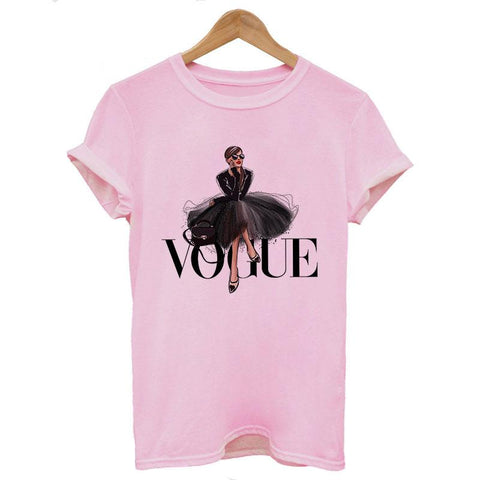 CZCCWD Camisetas Verano Mujer 2019 Thin Section T Shirt Vogue Letter Harajuku Female T-shirt Leisure Fashion Aesthetic Tshirt - Maverick Mall