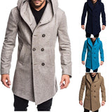 New Style Winter Coats for Men | Winter Mens Long Trench Coat 2019 - Maverick Mall