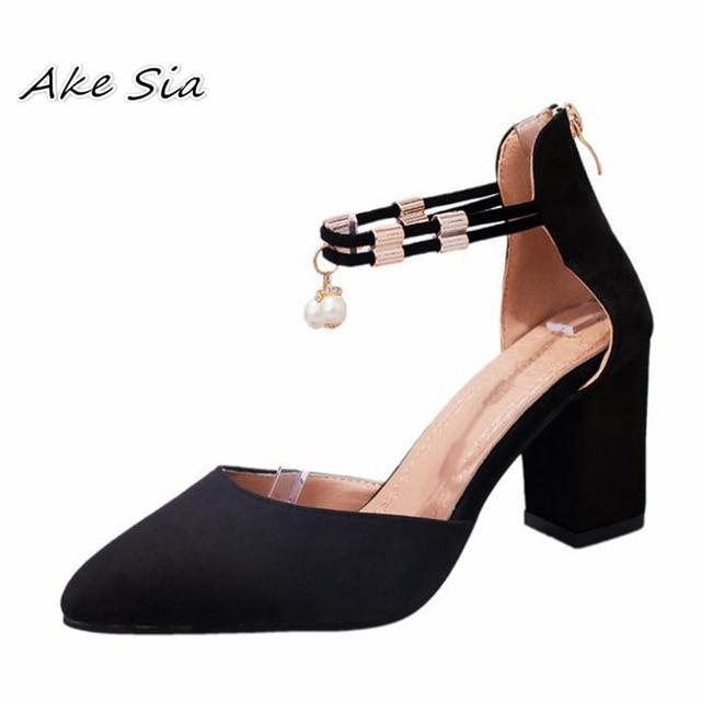 2019 Women High Fashion Heels - Maverick Mall