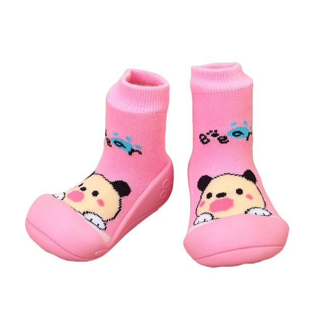 Baby Girls Boys Shoes Soft and Comfortable Children Attipas Same Design First Walkers Anti-slip Toddler Shoes- Maverick Mall