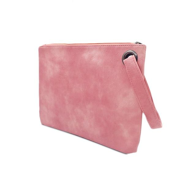 Fashion Luxury handbags women bags leather designer summer 2018 clutch bag women envelope bag evening female Day Clutches - Maverick Mall
