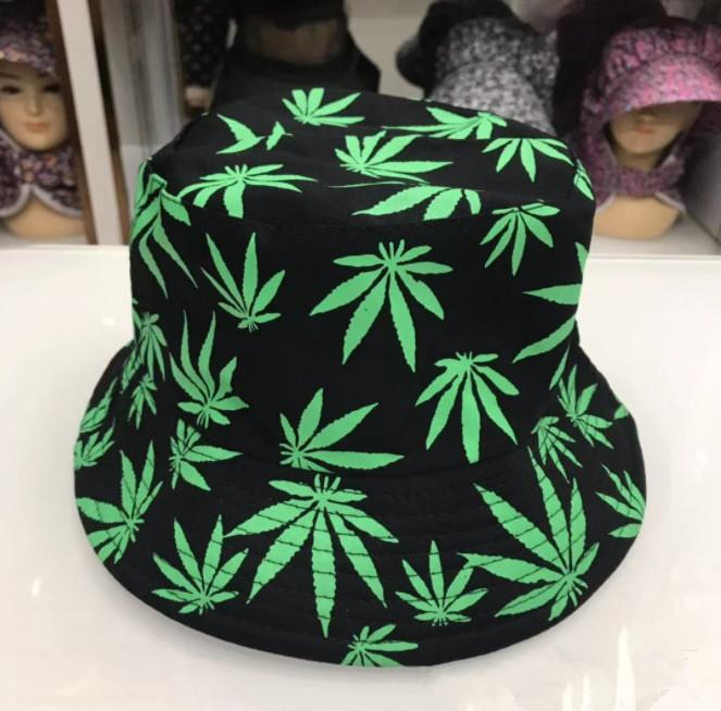 Hip Hop Cap Maple Leaf - Maverick Mall