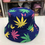 Hip Hop Cap Maple Leaf