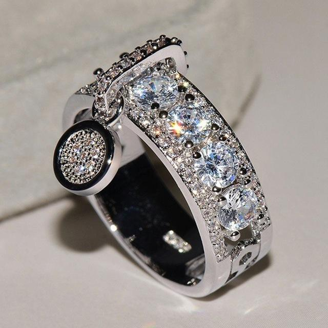Fashion Wedding Rings For Women - Maverick Mall