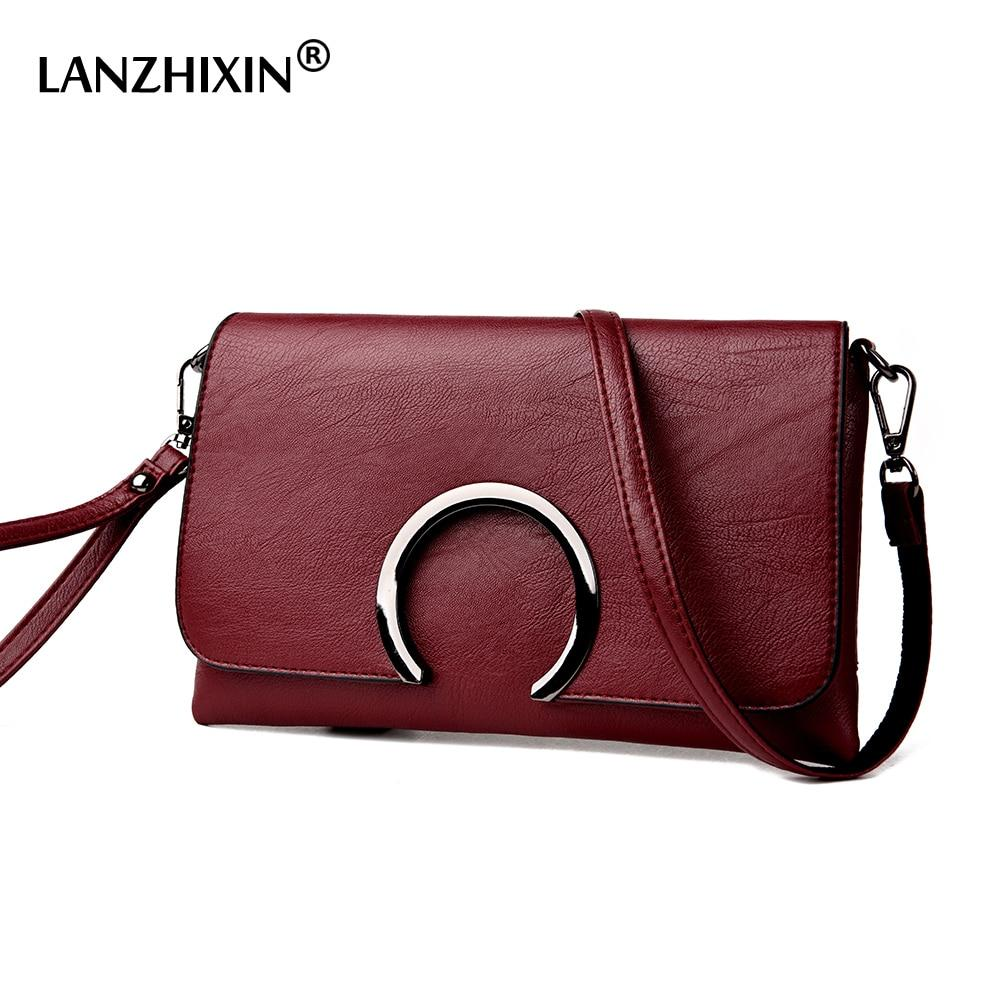 Lanzhixin Women Day Clutch Bags Vintage Ladies Small Envelope Shoulder Bags Organizer Party messenger bags crossboday bags 1606 - Maverick Mall