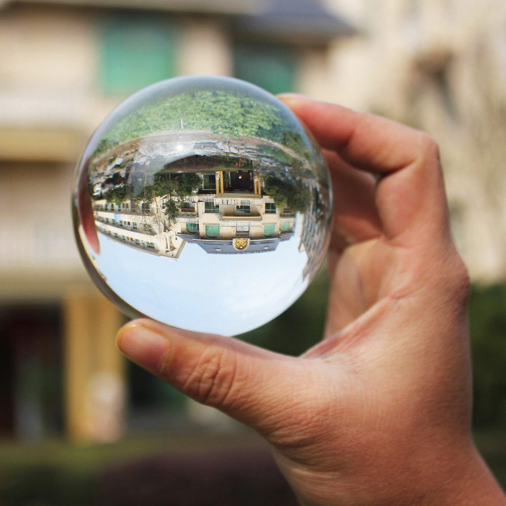 Photography Glass Ball- Maverick Mall