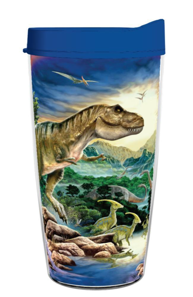 Dino Valley 16oz Tumbler - Maverick Mall