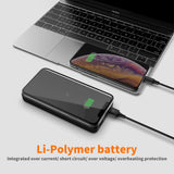 Wireless Charger Power Bank External Battery- Maverick Mall