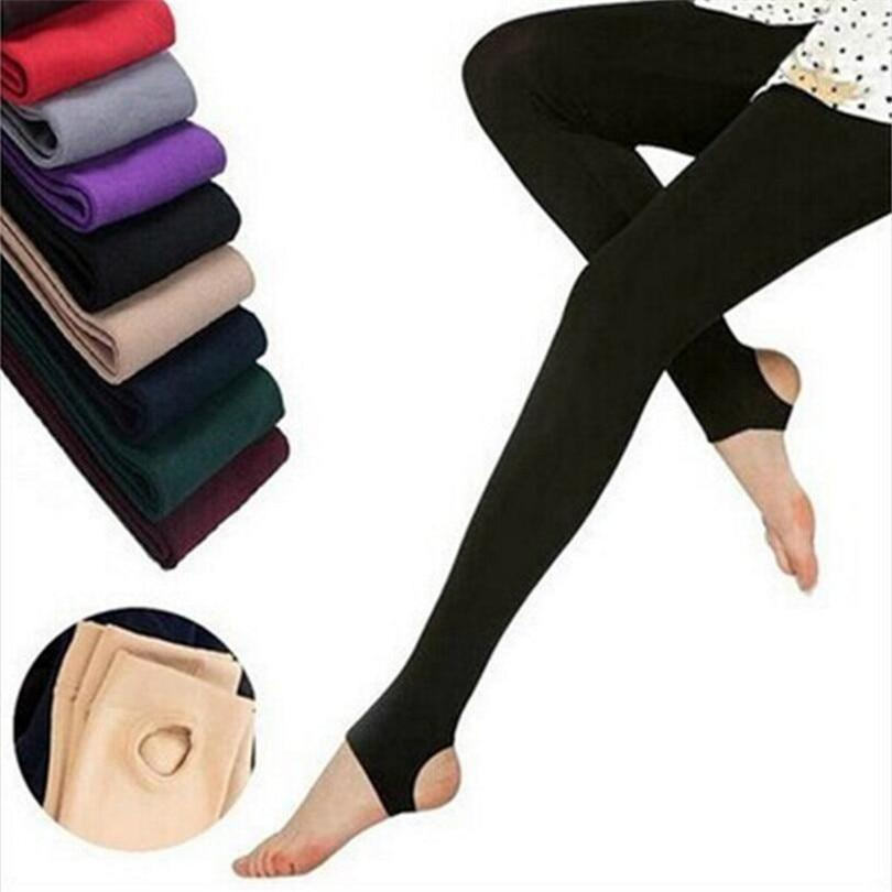 Best New Style Velvet Winter Leggins- Maverick Mall