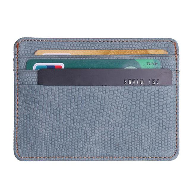 Fashion Women Credit Card Holder- Maverick Mall