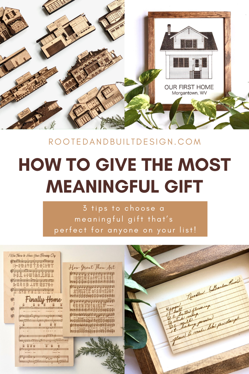 How to Give the Most Meaningful Gift