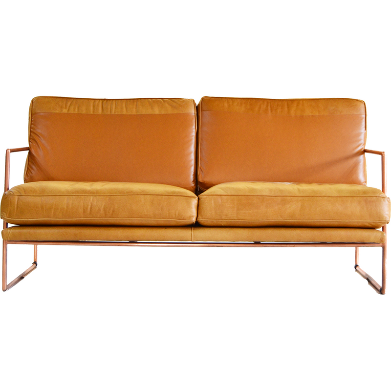 Molly Copper Pipe Couch