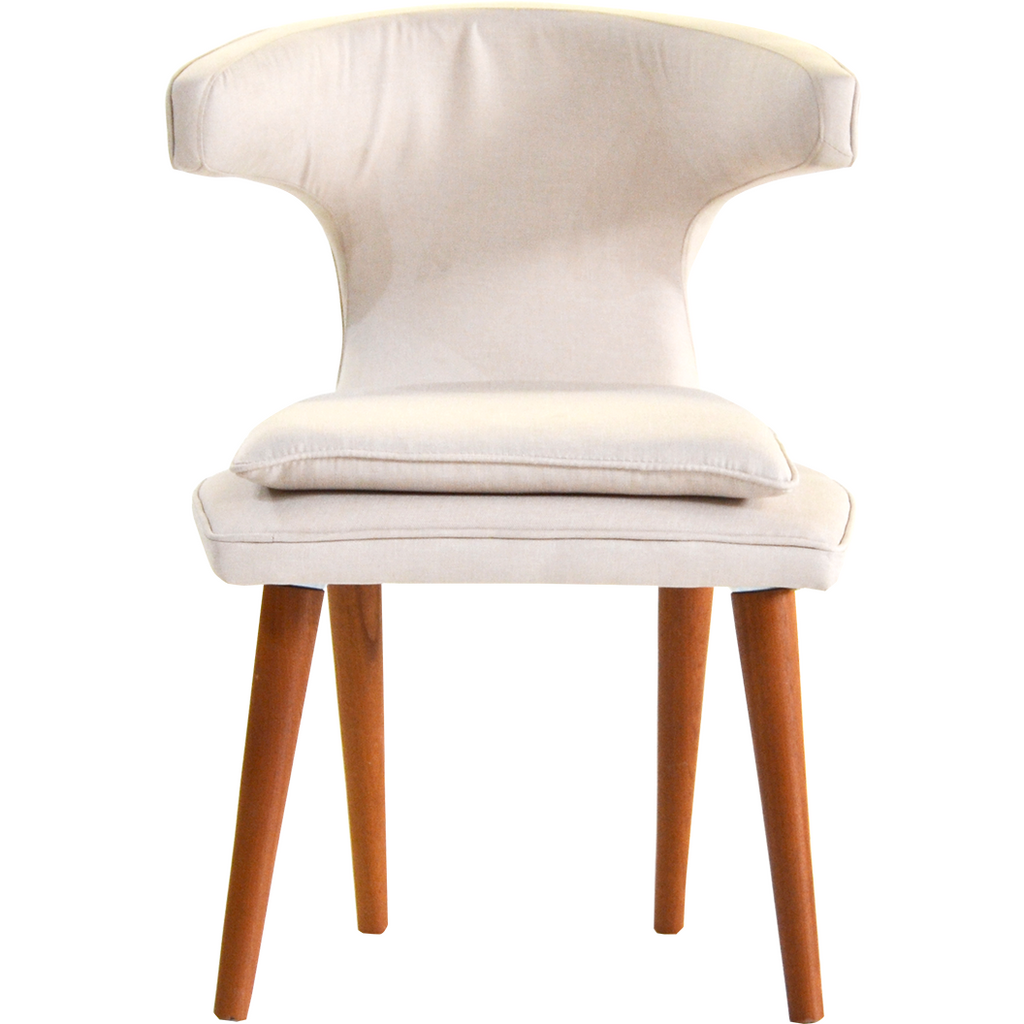 Paige Round Back Chair
