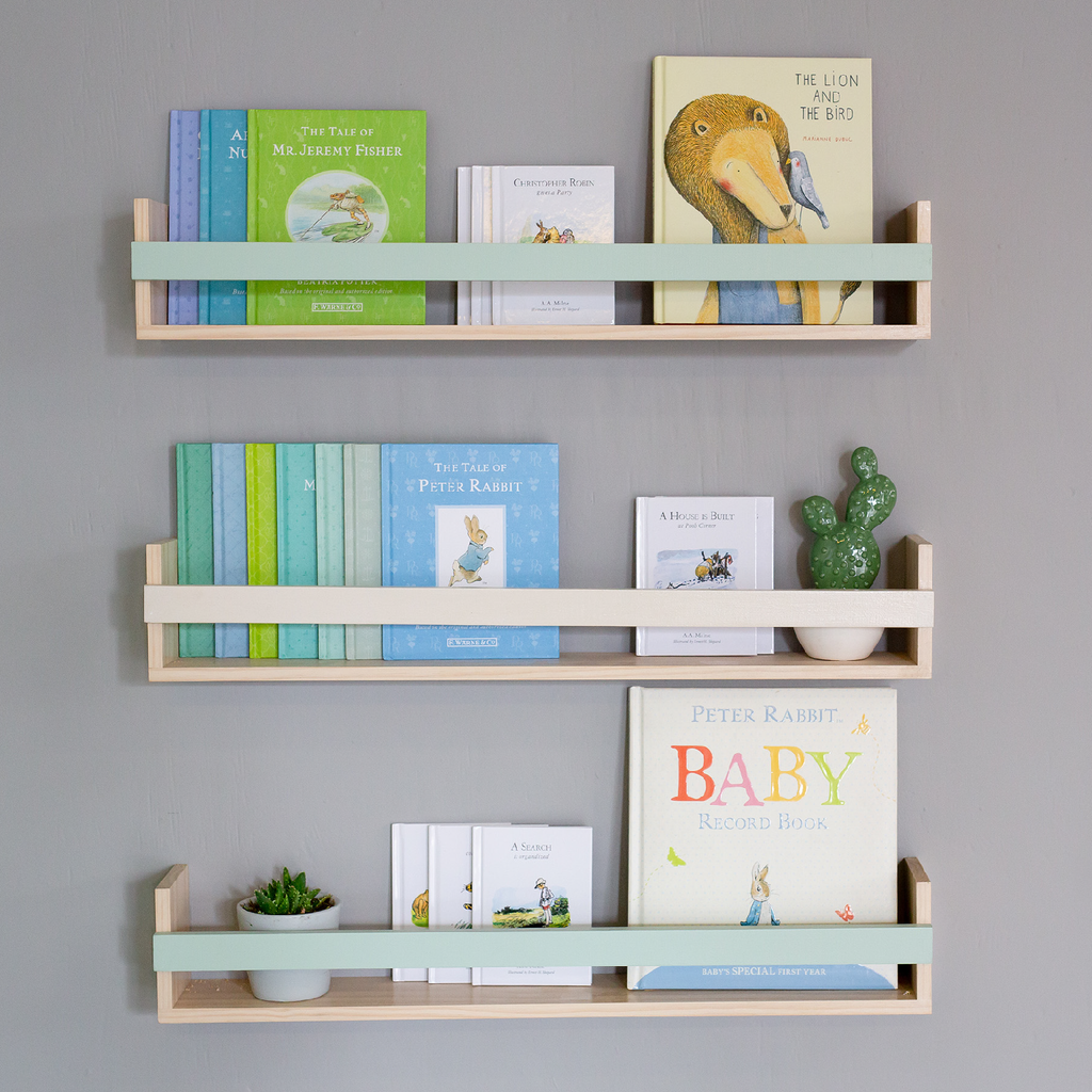 Simple Shelf Unit