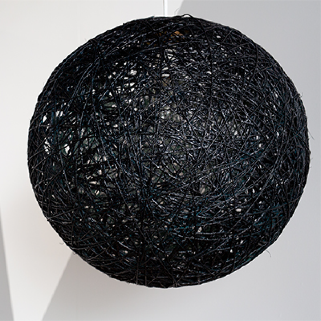 Charcoal String Ball