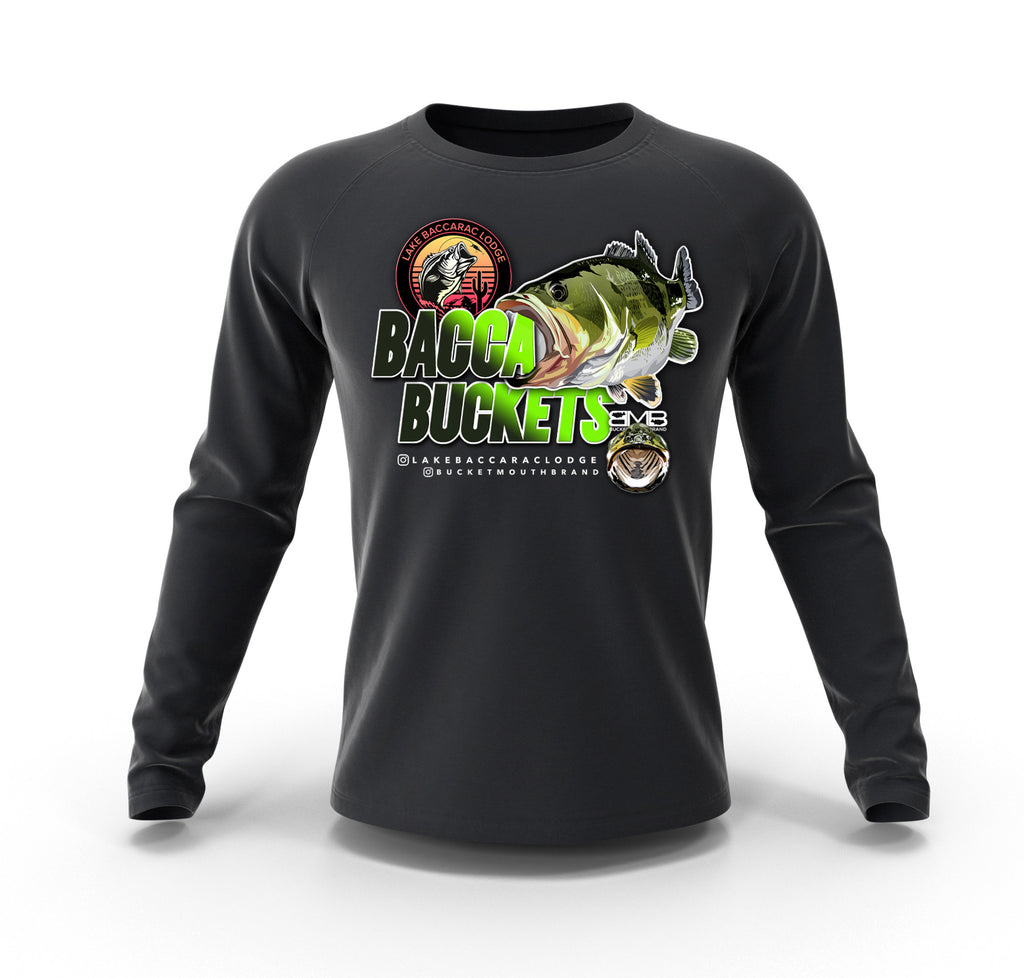 The BMB BACCA BUCKETS LONG SLEEVE