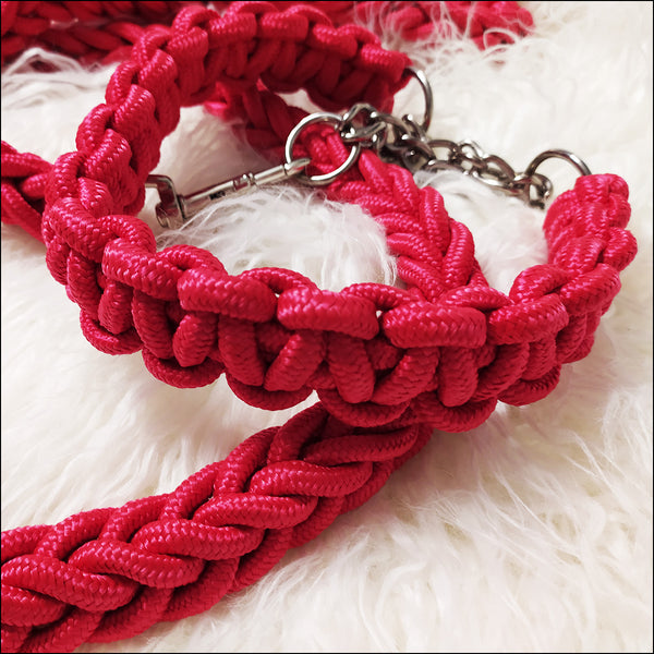 PARACORD RED - BULLZONE