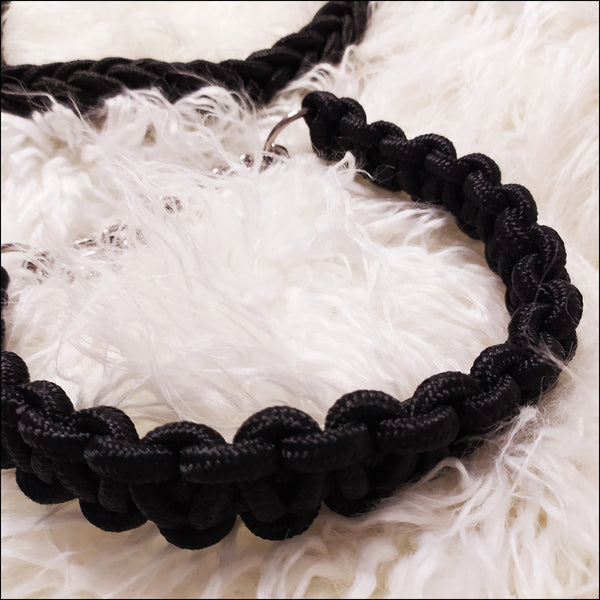 PARACORD BLACK - BULLZONE