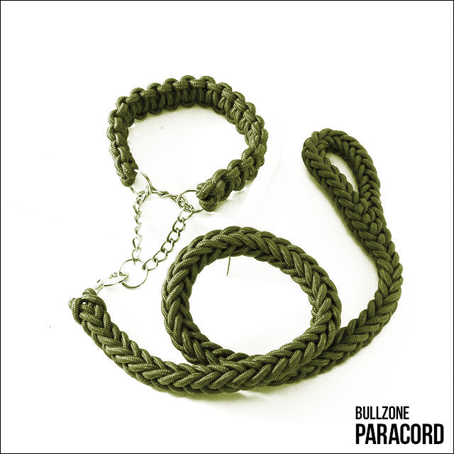 PARACORD GREEN - BULLZONE